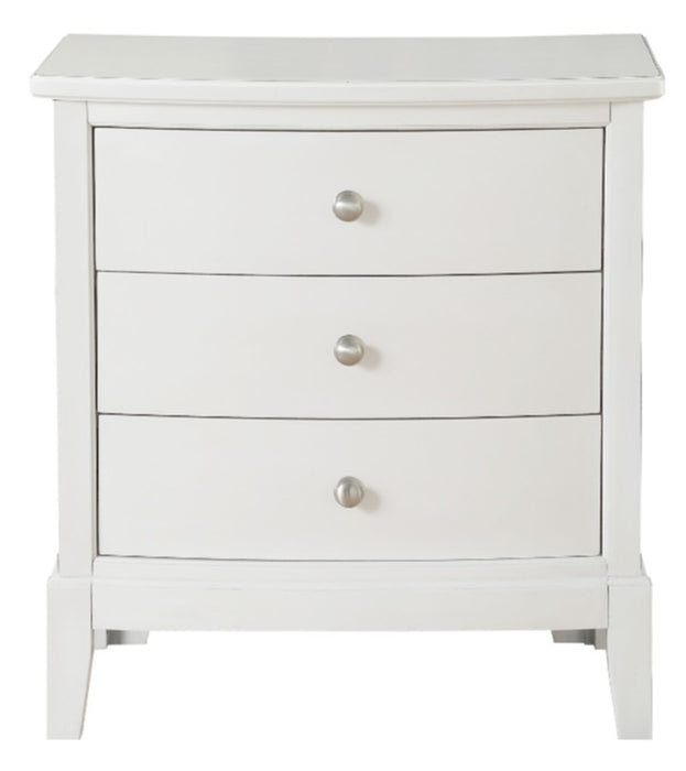 Homelegance Cotterill Nightstand in Antique White 1730WW-4 image