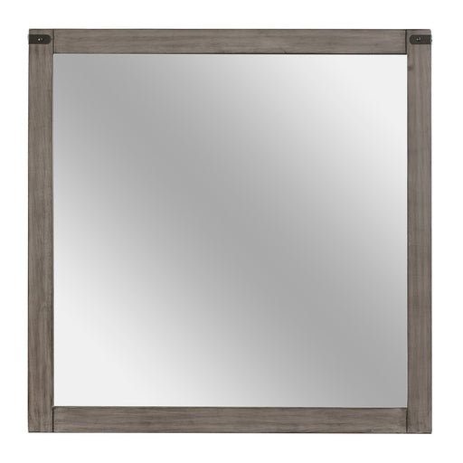 Homelegance Woodrow Mirror in Gray 2042-6 image