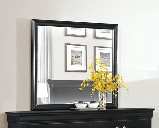 Homelegance Mayville Mirror in Black 2147BK-6 image