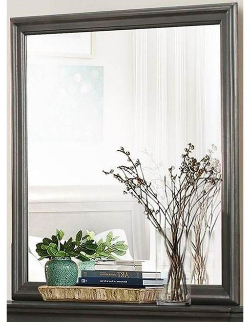 Homelegance Mayville Mirror in Gray 2147SG-6 image
