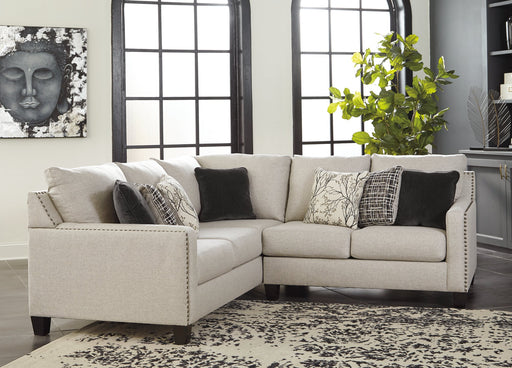 Hallenberg Signature Design by Ashley 2-Piece Sectional image