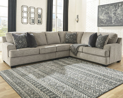 Bovarian Signature Design by Ashley 3-Piece Sectional