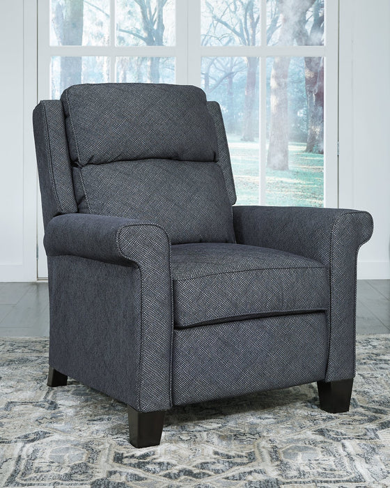 Imbler Signature Design by Ashley Recliner image