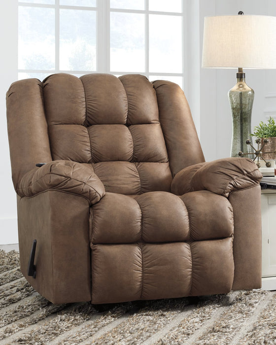 Adrano Signature Design by Ashley Recliner image