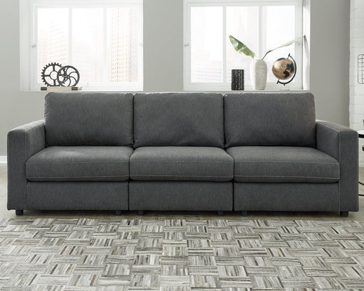 Candela Signature Design by Ashley 3-Piece Sectional image
