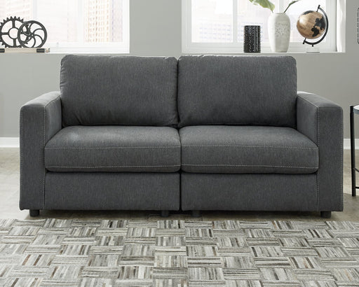 Candela Signature Design by Ashley 2-Piece Sectional image