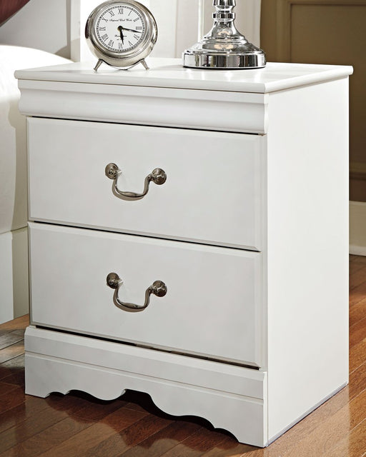 Anarasia Signature Design by Ashley Nightstand image