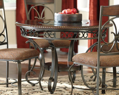 Glambrey Signature Design by Ashley Dining Table