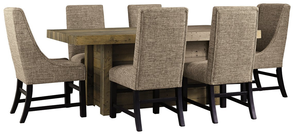 Sommerford 7-Piece Dining Room Set