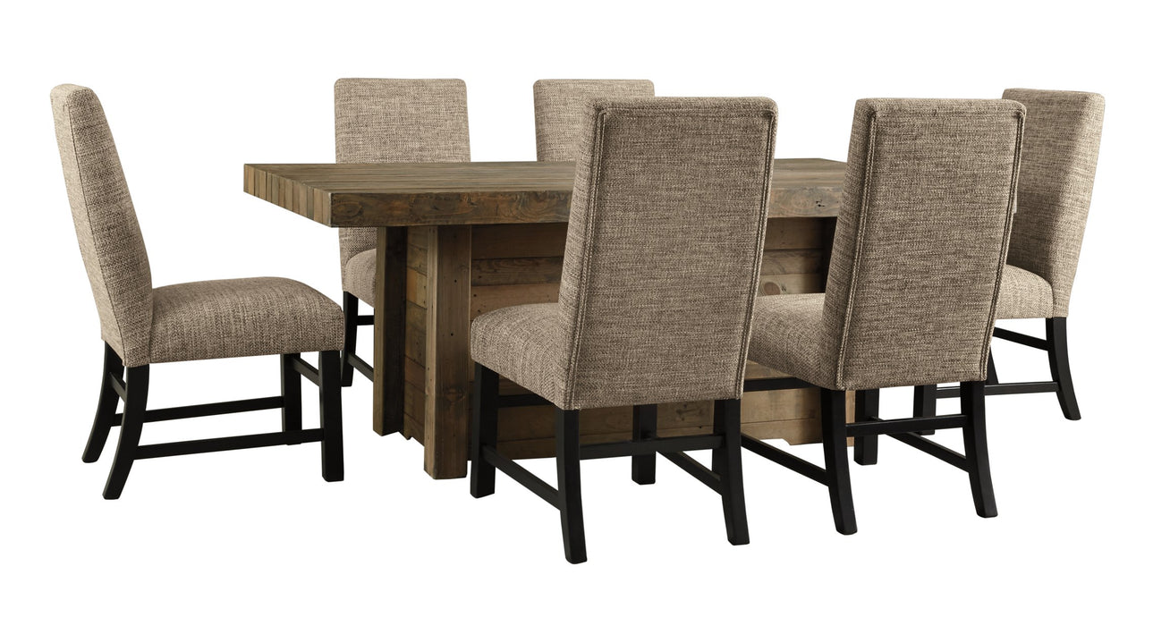 Sommerford Signature Design 7-Piece Dining Room Set
