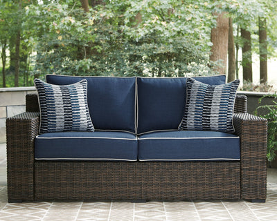 Grasson Lane Signature Design by Ashley Loveseat