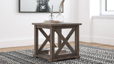 Arlenbry Signature Design by Ashley Square End Table
