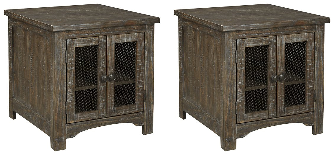 Danell Ridge Signature Design 2-Piece End Table Set image