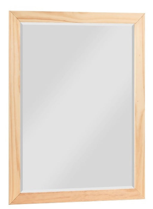 Homelegance Bartly Mirror in Natural B2043-6 image