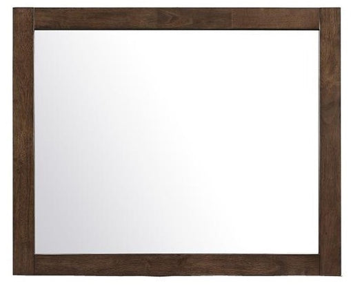Homelegance Furniture Erwan Mirror in Dark Walnut 1961-6 image