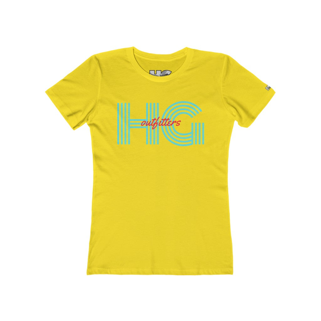 Women's Retro HG Outfitters T-Shirt