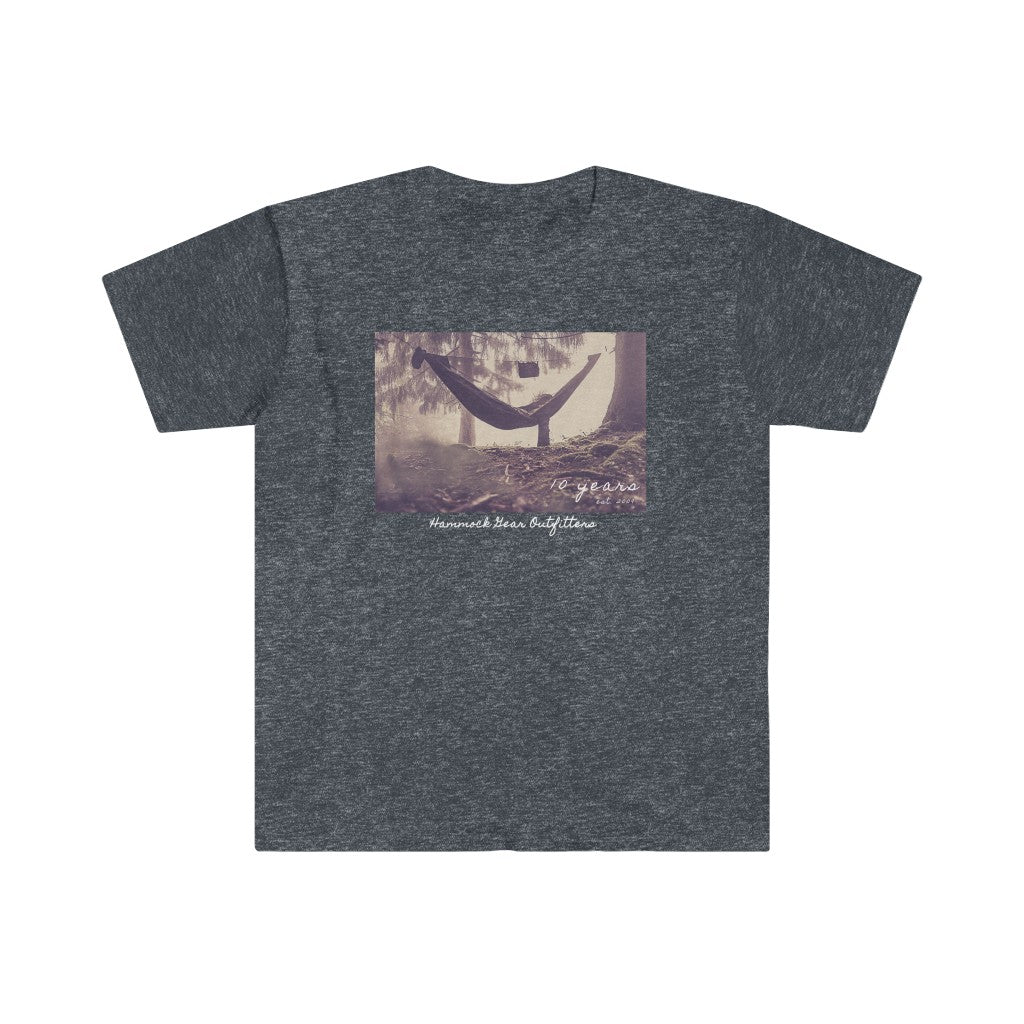 Men's Economy 10 Year Anniversary T-Shirt