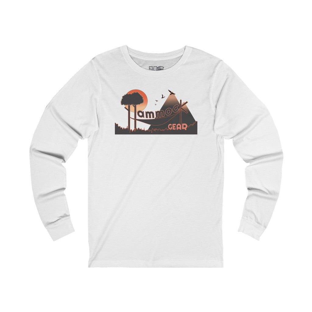 The Outdoorsman Scenery Long Sleeve (multiple colors)