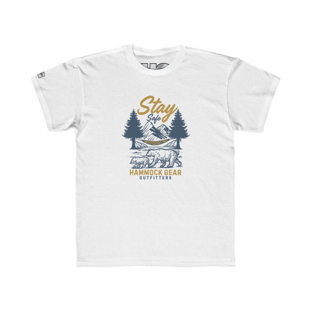 Kid's Stay Safe T-Shirt