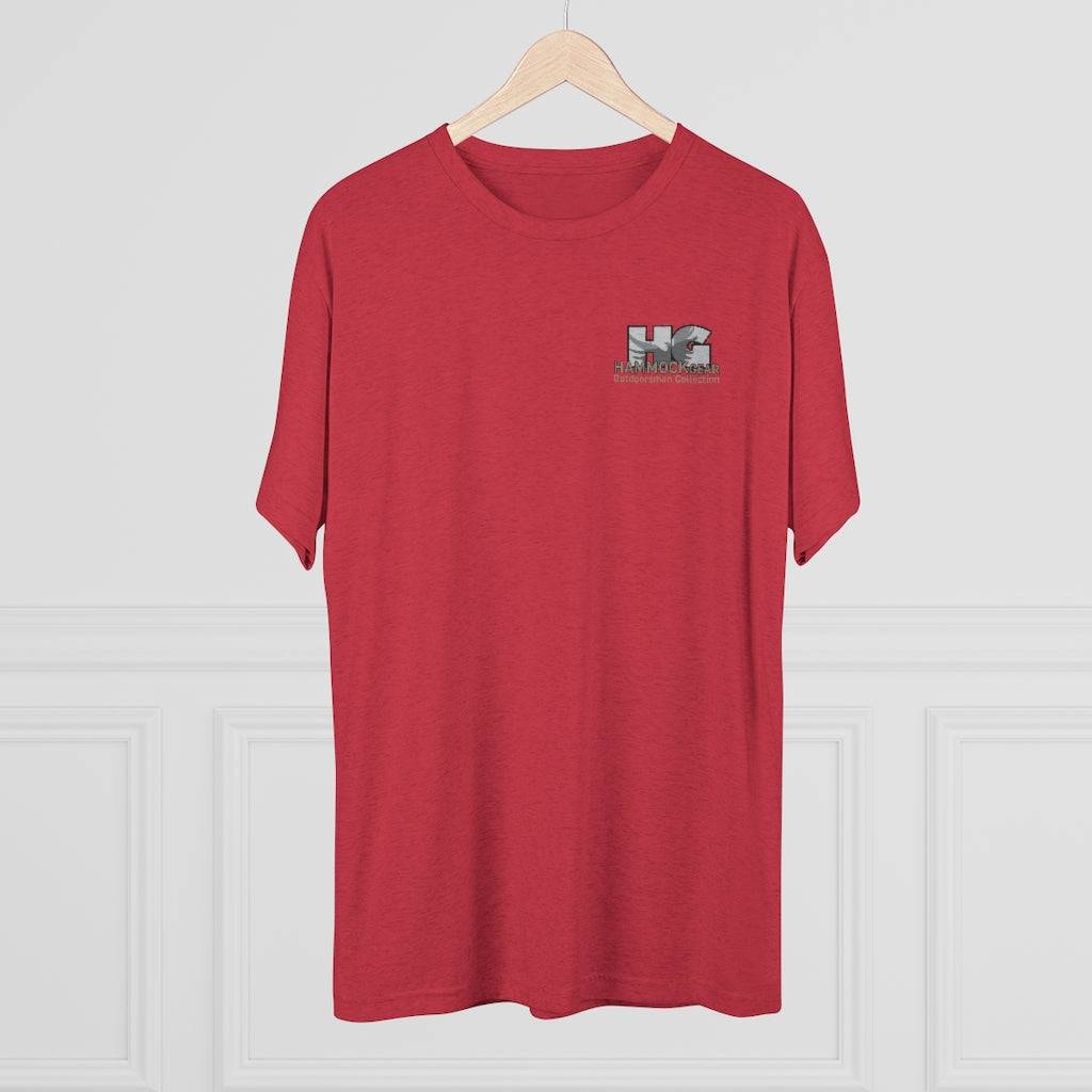The Outdoorsman Classic Back T-Shirt (multiple colors)
