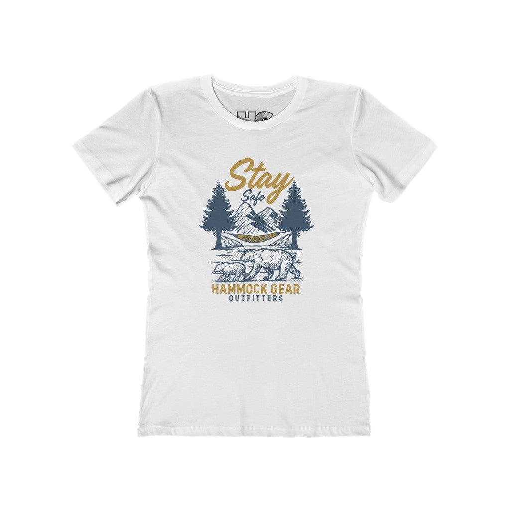 The Women's Stay Safe T-Shirt