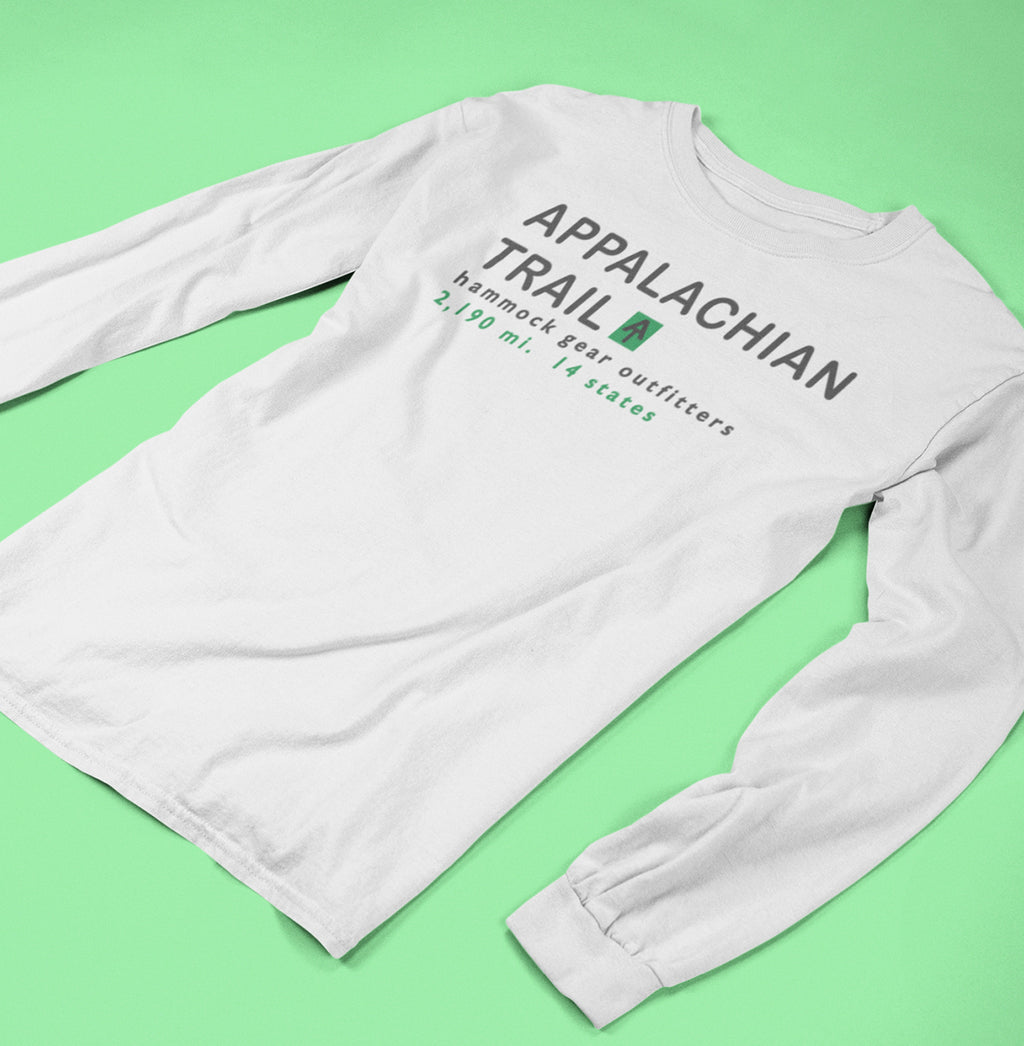 Appalachian Trail Long Sleeve