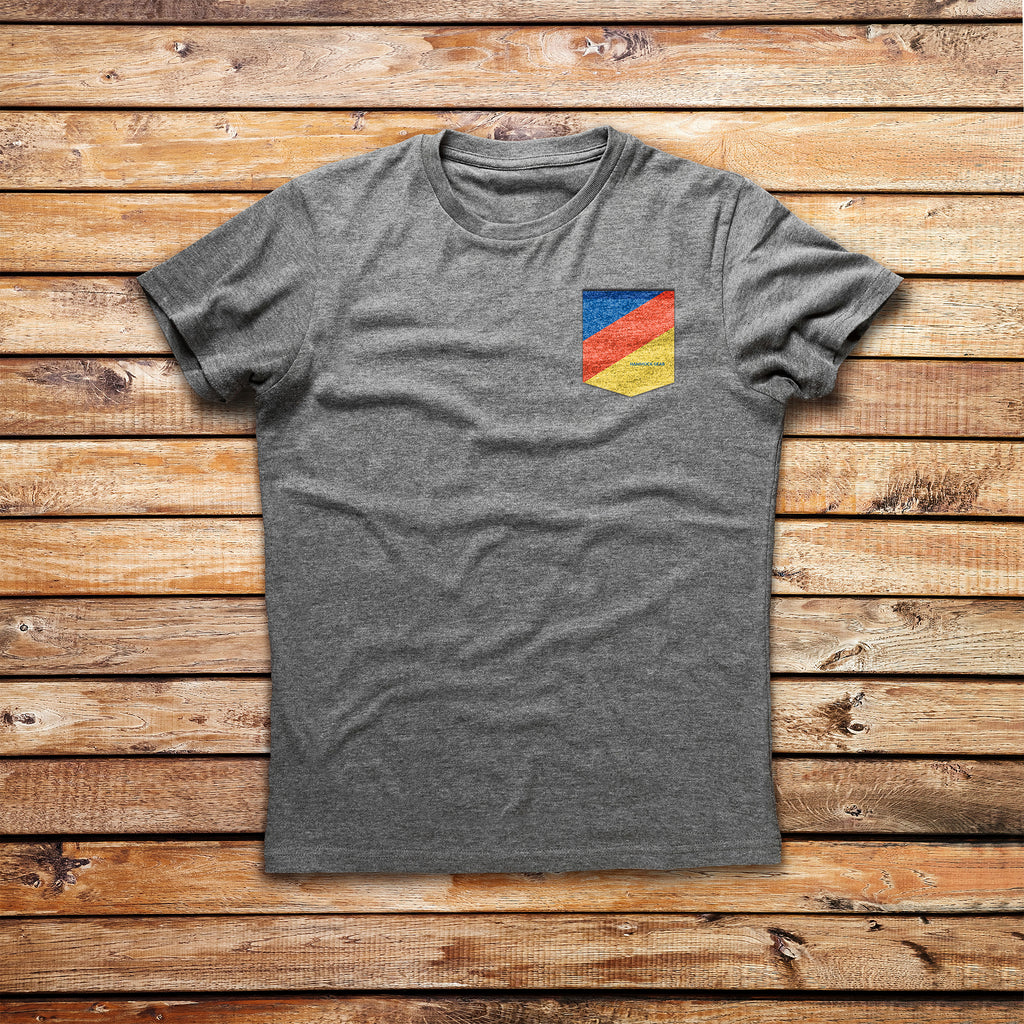 Fall Pocket T-Shirt