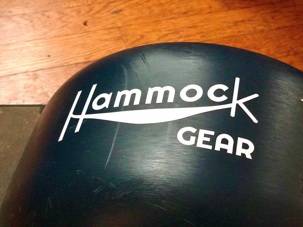 Hammock Gear Sticker