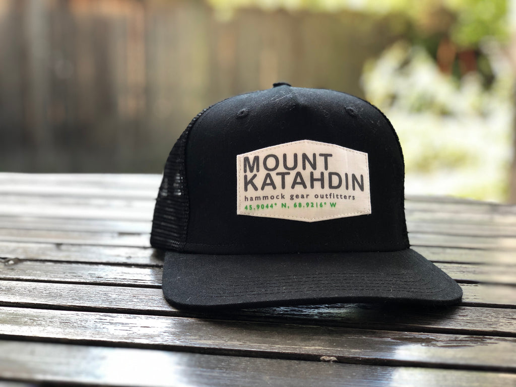 The Mount Katahdin Mesh Hat