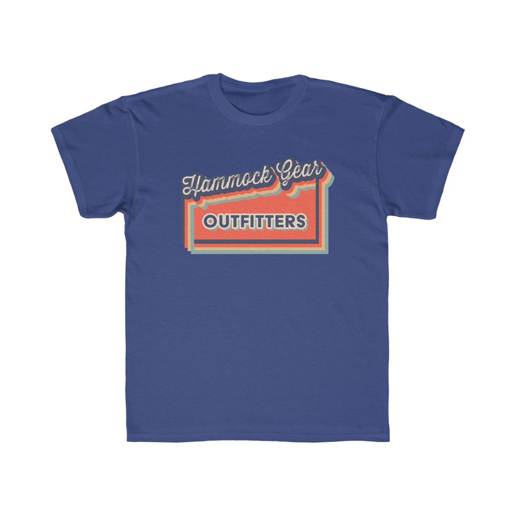 Kid's Hammock Gear Outfitters Retro T-Shirt