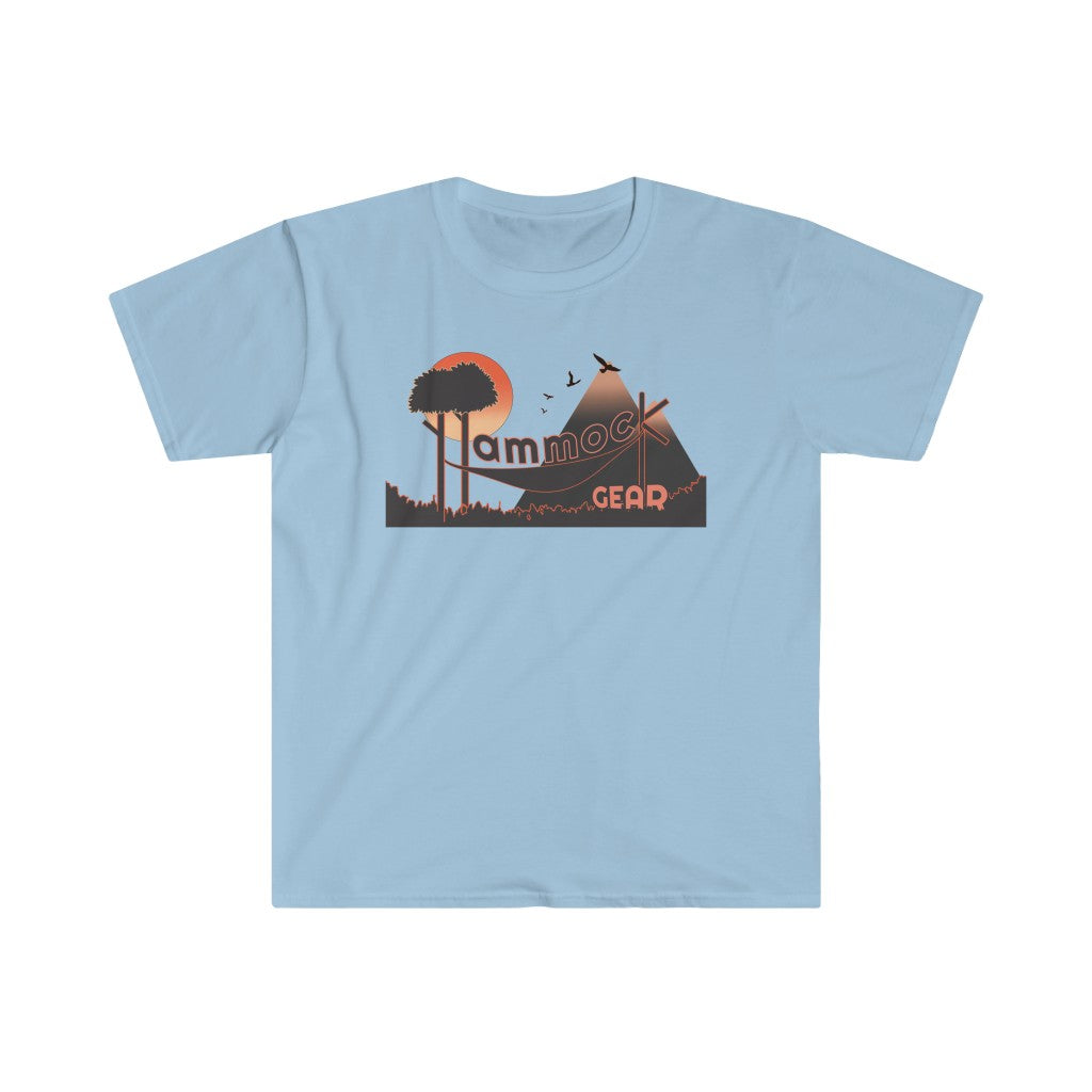 Men's Economy Scenery T-Shirt