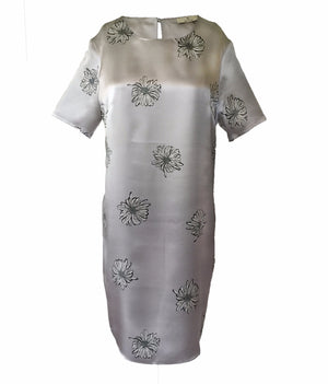 Load image into Gallery viewer, 1314 Tee superdress Daisy Grey