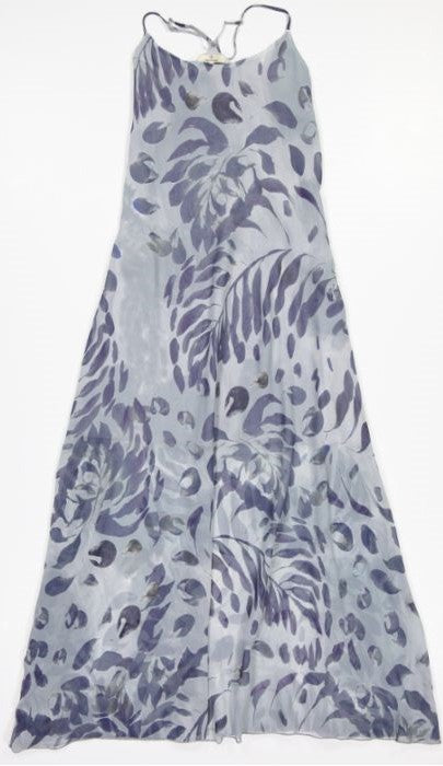 Load image into Gallery viewer, 1762C Gorgeous dress Ashley chiffon Grey