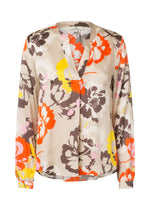2423 Spark blouse Lolly Camel