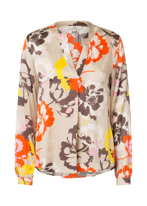 Load image into Gallery viewer, 2423 Spark blouse Lolly Camel