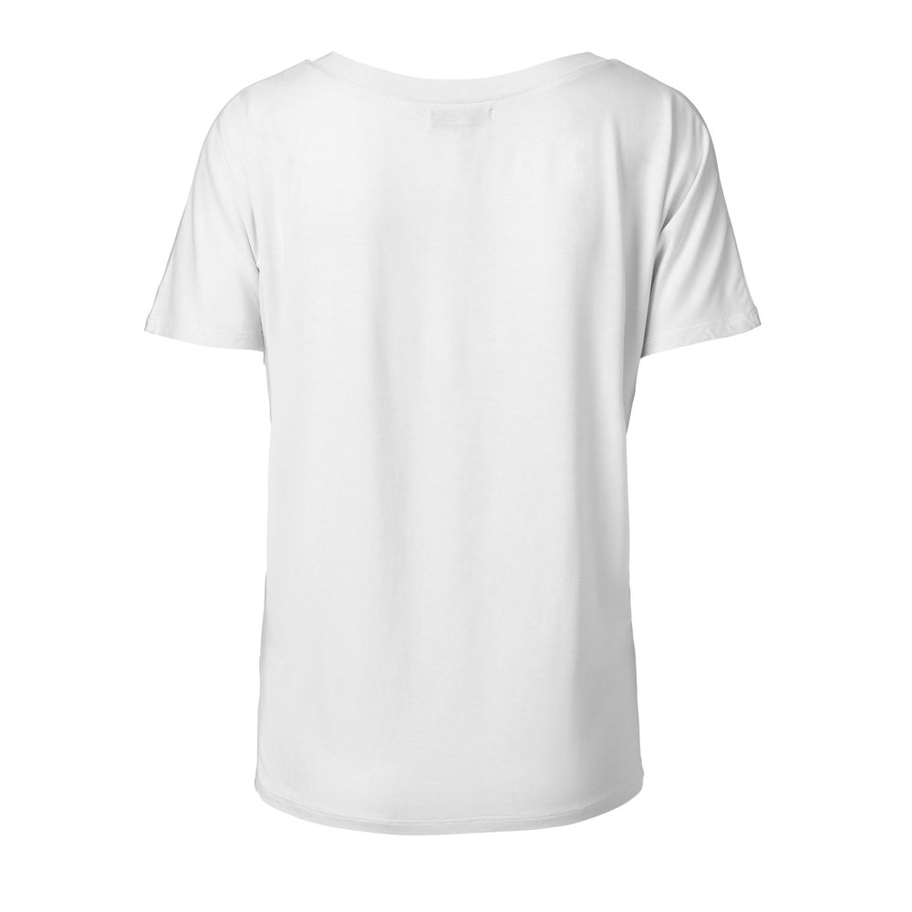 Load image into Gallery viewer, 1180 T-shirt Crazy bitch White