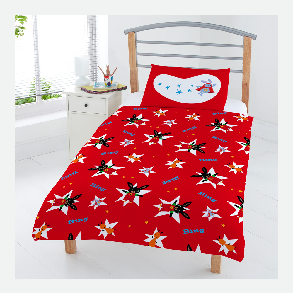 Bing Patchwork Junior Duvet Set
