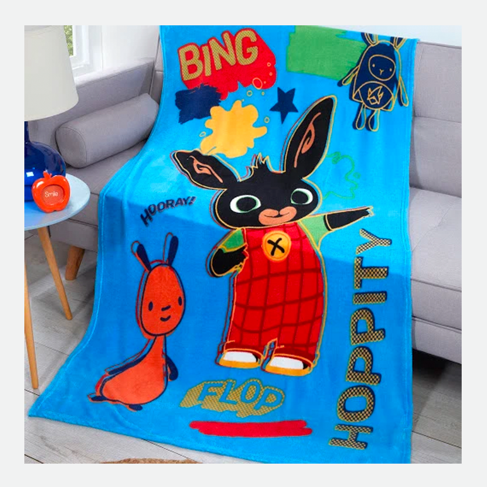 Bing Fleece Blanket