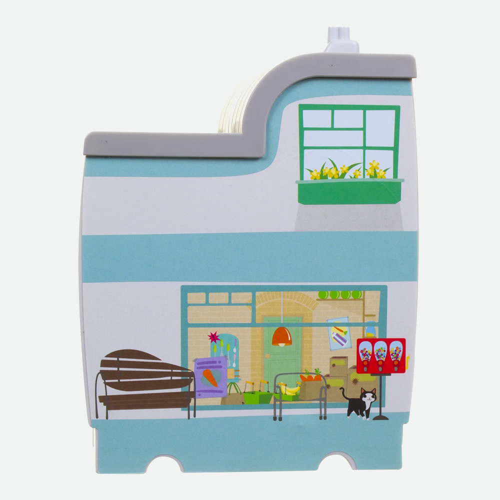 Padget's Shop Playset Toy