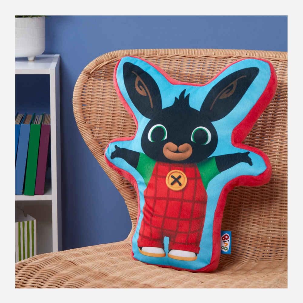 Bing Shaped Cushion