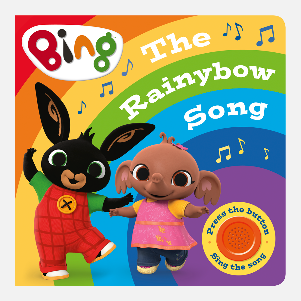 Bing The Rainybow Song Book