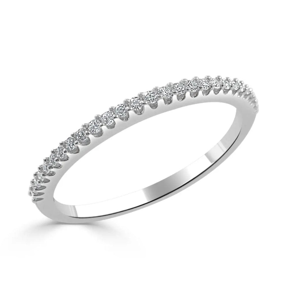 Layla Dainty Diamond Band