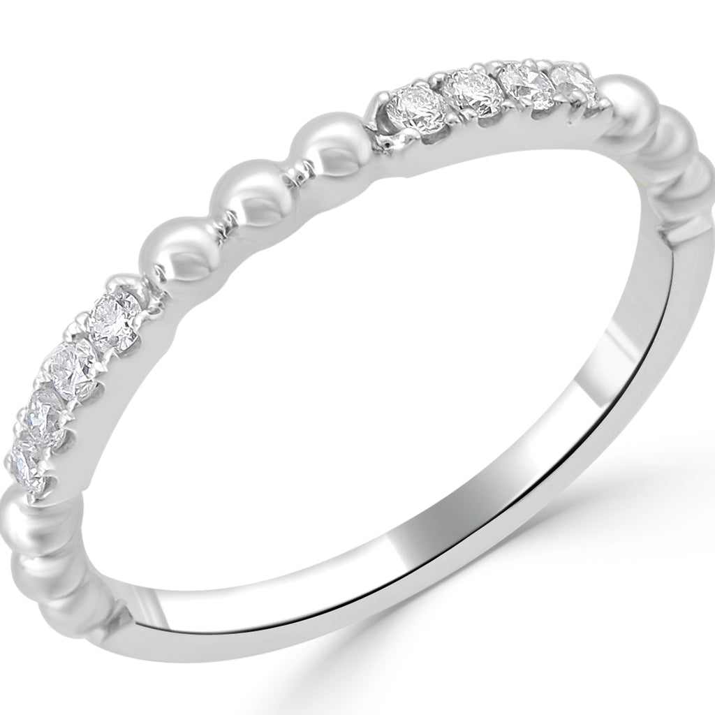 Lillian Stacking Band Ring