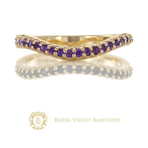 Royal Violet Amethyst Enhancer