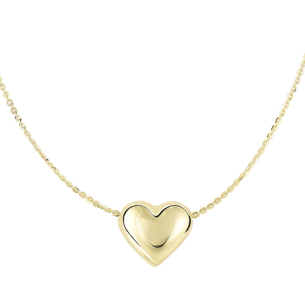 Baby Love Heart Necklace