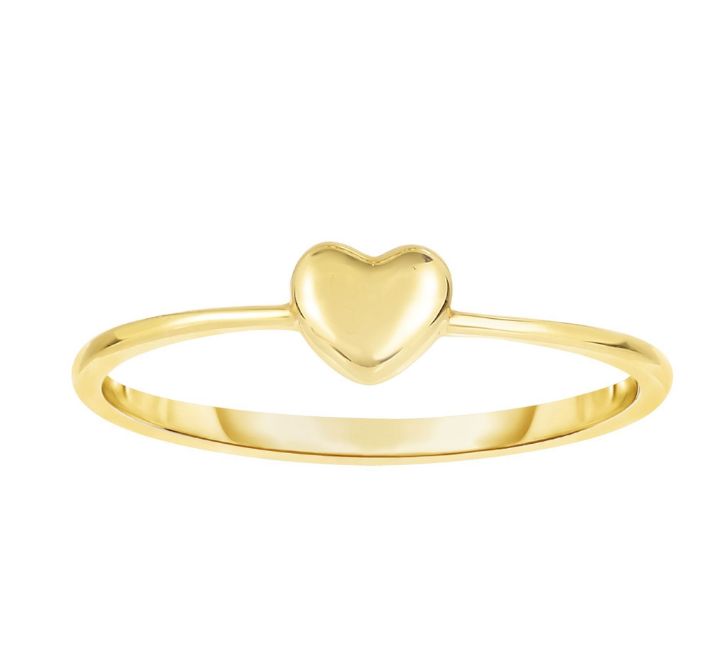 Baby Love Heart Ring