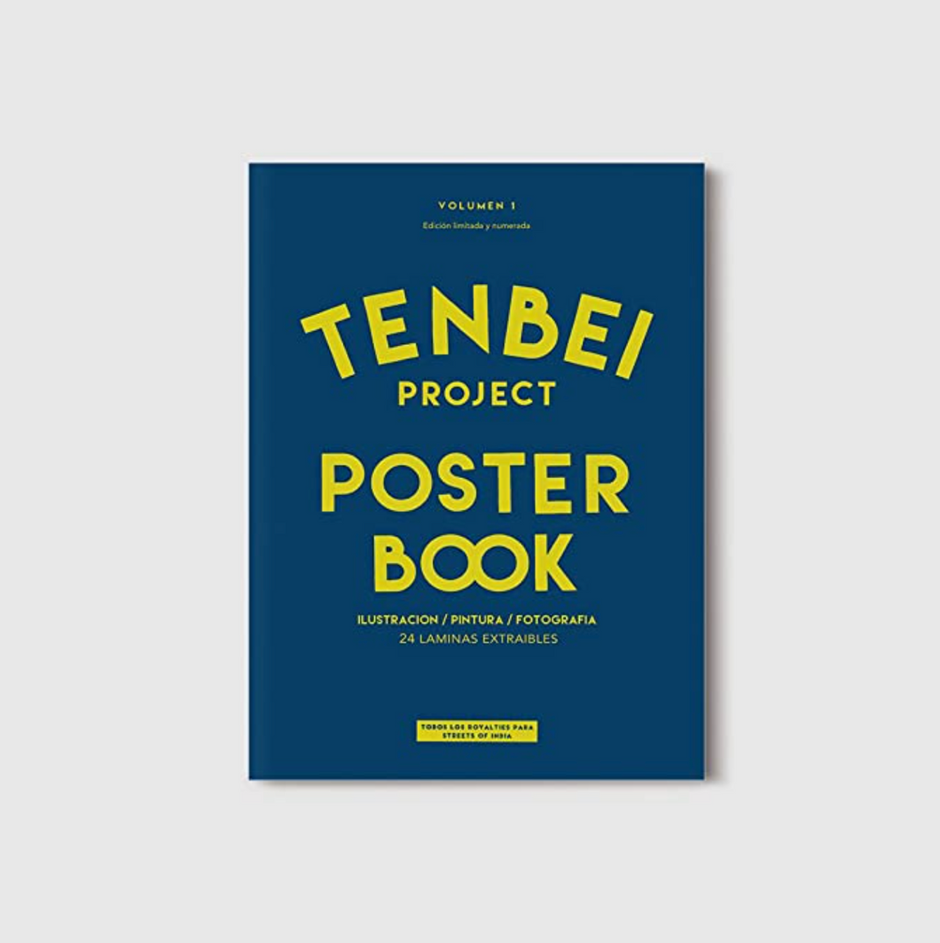 Tenbei Project Poster Book