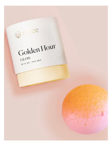Golden Hour Musee Bath Balm