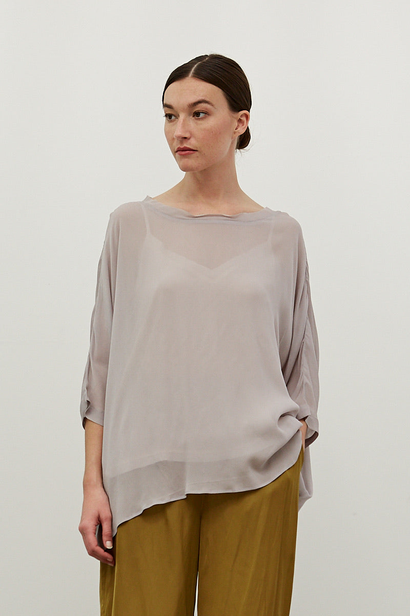 Viscose Drape Blouse