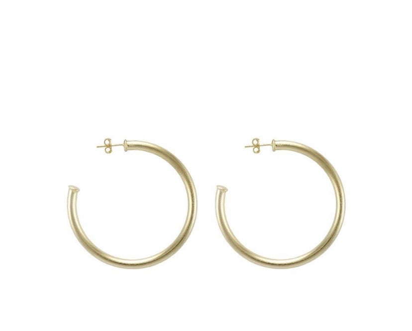 SHEILA FAJL Hoop Earrings 1.5